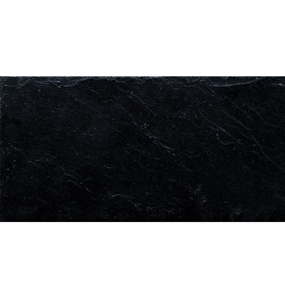 Platou rectangular din portelan care imita piatra naturala, dim. 300x150x7mm