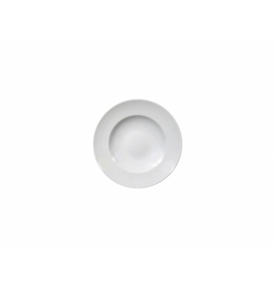 Farfurie pentru paste, portelan, diametru 260mm