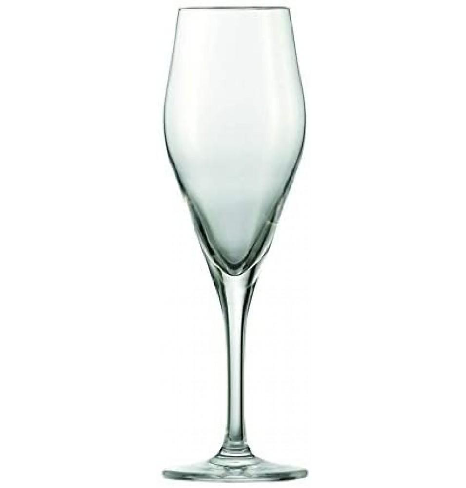 Pahar sampanie flute, din cristal tratat cu TRITAN, capacitate 100 ml