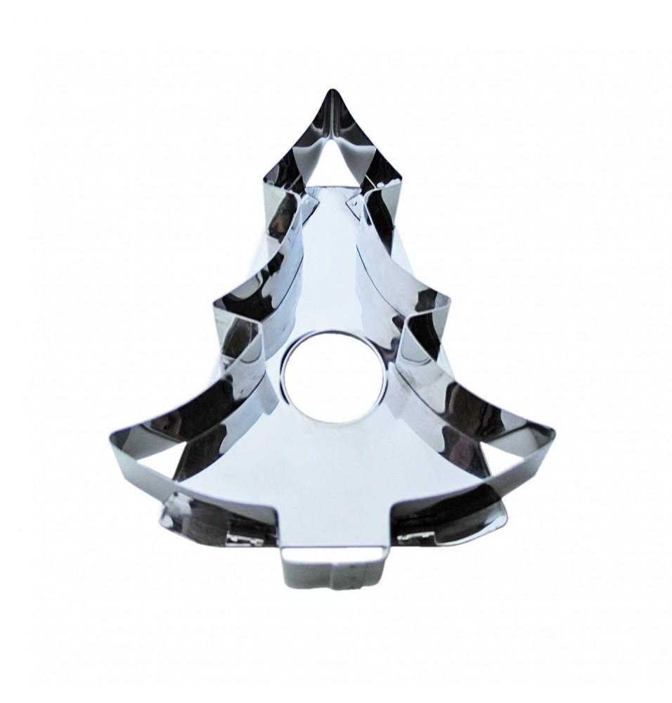 Cutter, inox, dimensiune 150x125x30 mm