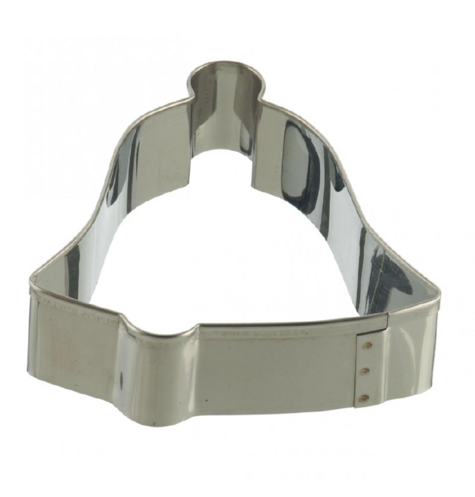 Cutter, inox, dimensiune 130x110x30 mm