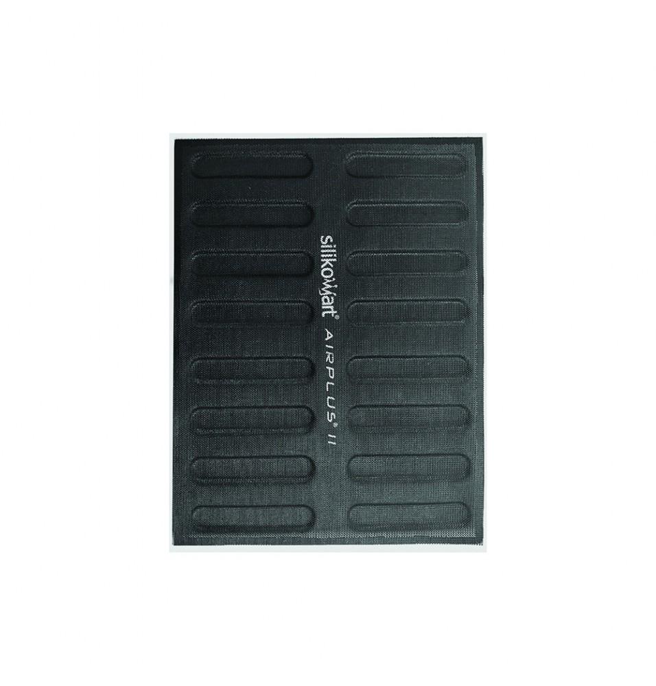 Forma din fibra de sticla, model Eclair, culoare neagra, temperatura de lucru -40grC/+230grC
