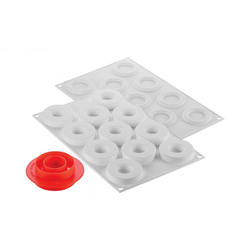 Kit forma silicon, capacitate forma 11x27ml