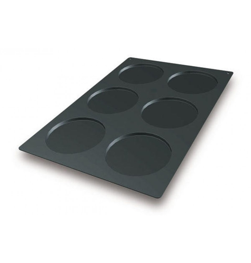 Forma din silicon pentru 6 discuri