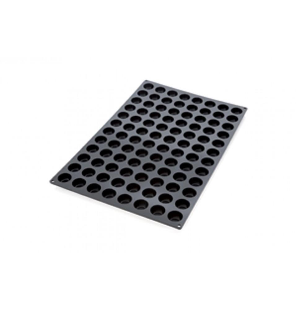 Forma silicon model MINI TRIANGLES, capacitate compartiment 9,5ml