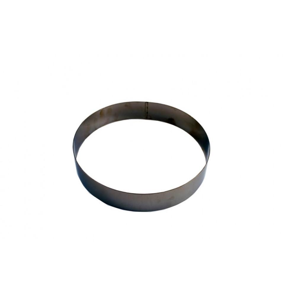 Inel, inox, diametrul 240mm, inaltime 45mm