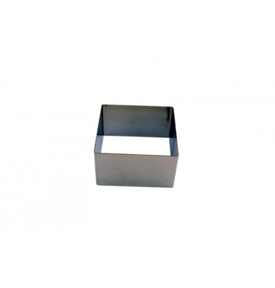 Inel, inox, dimensiuni 90x90x45mm