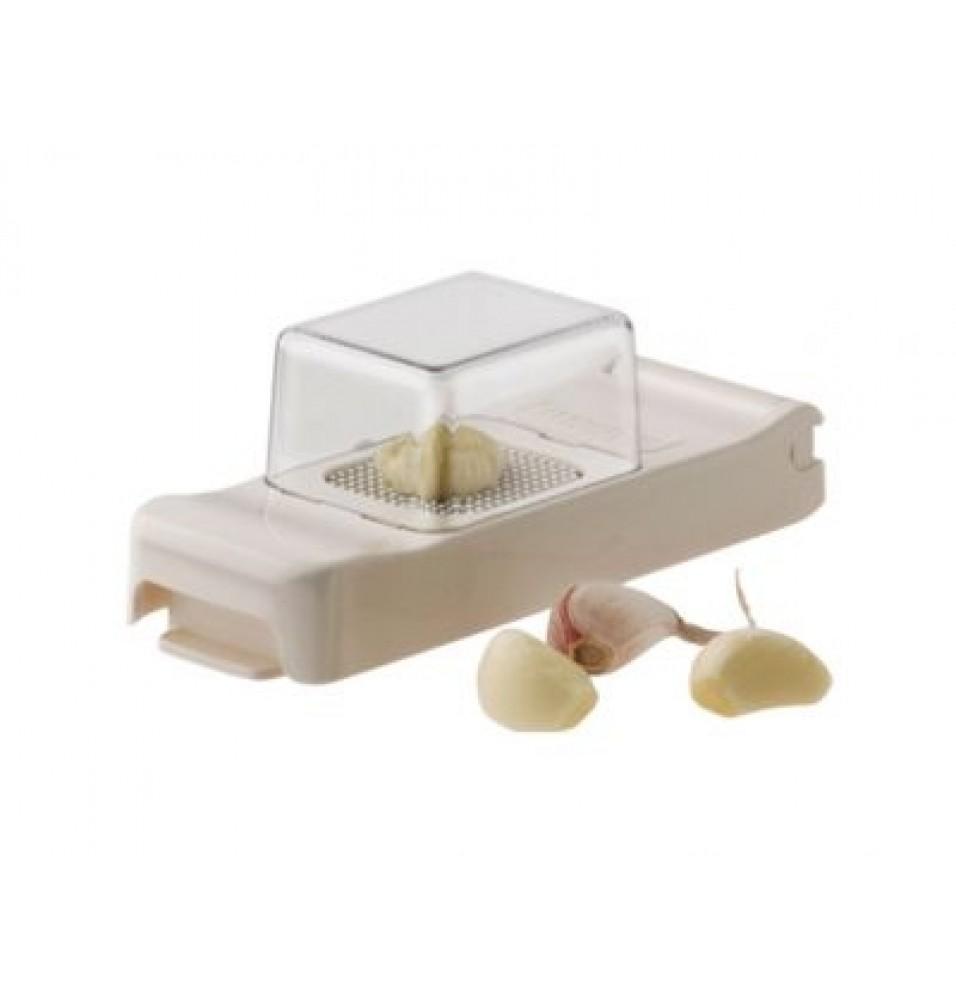 Razatoare mica pentru usturoi/ceapa si ridichi, cu compartiment stocare, grosime taiere 3x3mm