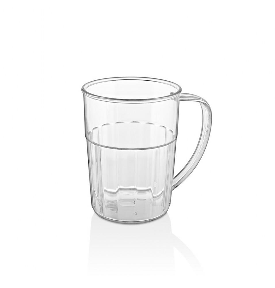 Pahar pentru bere/ayran, policarbonat, capacitate 500ml