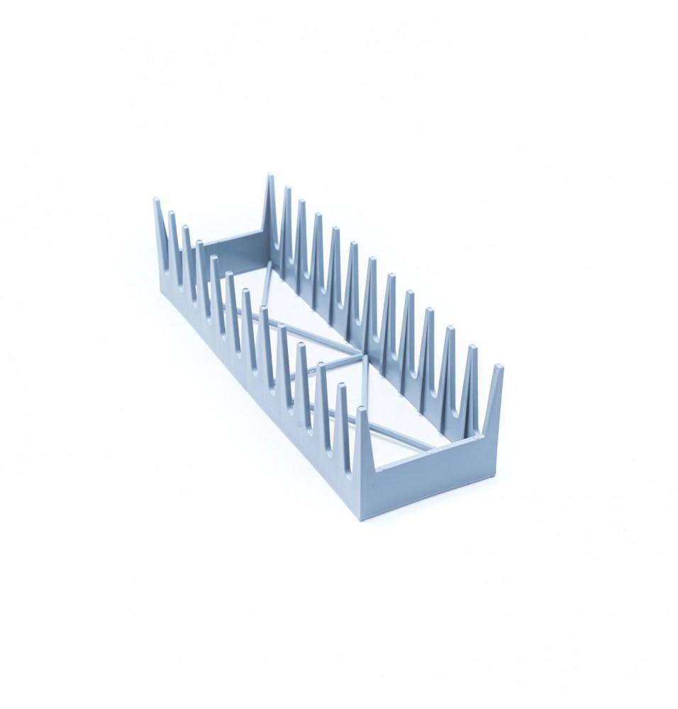 Extensie pentru 12 farfurii, dimensiuni 293x90x75mm, gri