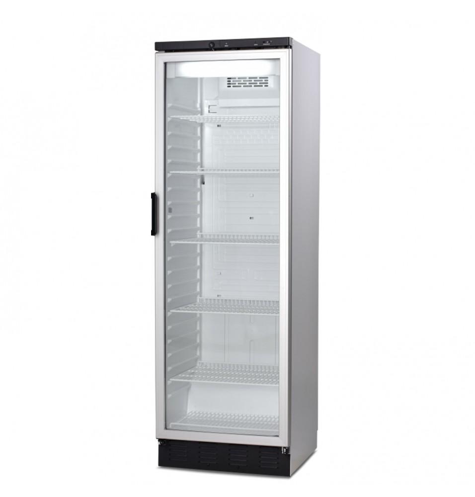 Vitrina verticala de refrigerare, capacitate bruta 381 litri, putere 350W