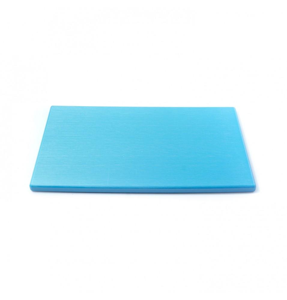 Tocator bucatarie profesional din polietilena, culoare albastra, dimensiuni 530x325x15mm