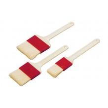 Pensula pentru patiserie, dreptunghiulara, cu latimea 40mm