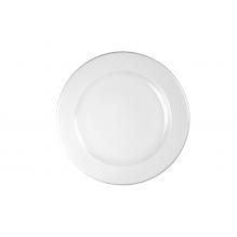 Farfurie plata rotunda, portelan, diametru 210mm