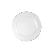 Farfurie plata rotunda, portelan, diametru 170mm, alb