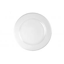 Farfurie plata rotunda, portelan, diametru 234mm