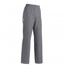 Pantalon bucatar, bumbac, culoare pepit, marime XXL