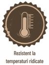 Rezistent la temperaturi ridicate